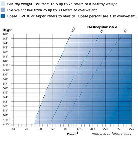 Mackey Family Practice Body Mass Calculator